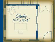 Big Sky 4 Studio Doors